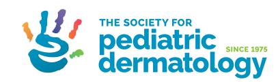 Society for Pediatric Dermatology: Online Education Modules